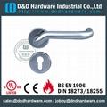 s/s lever tube door handle DDTH016