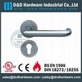 BS EN 1906 Grade 3&Grade 4 door handle,DDTH018