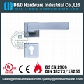 s/s lever tube handle DDTH019
