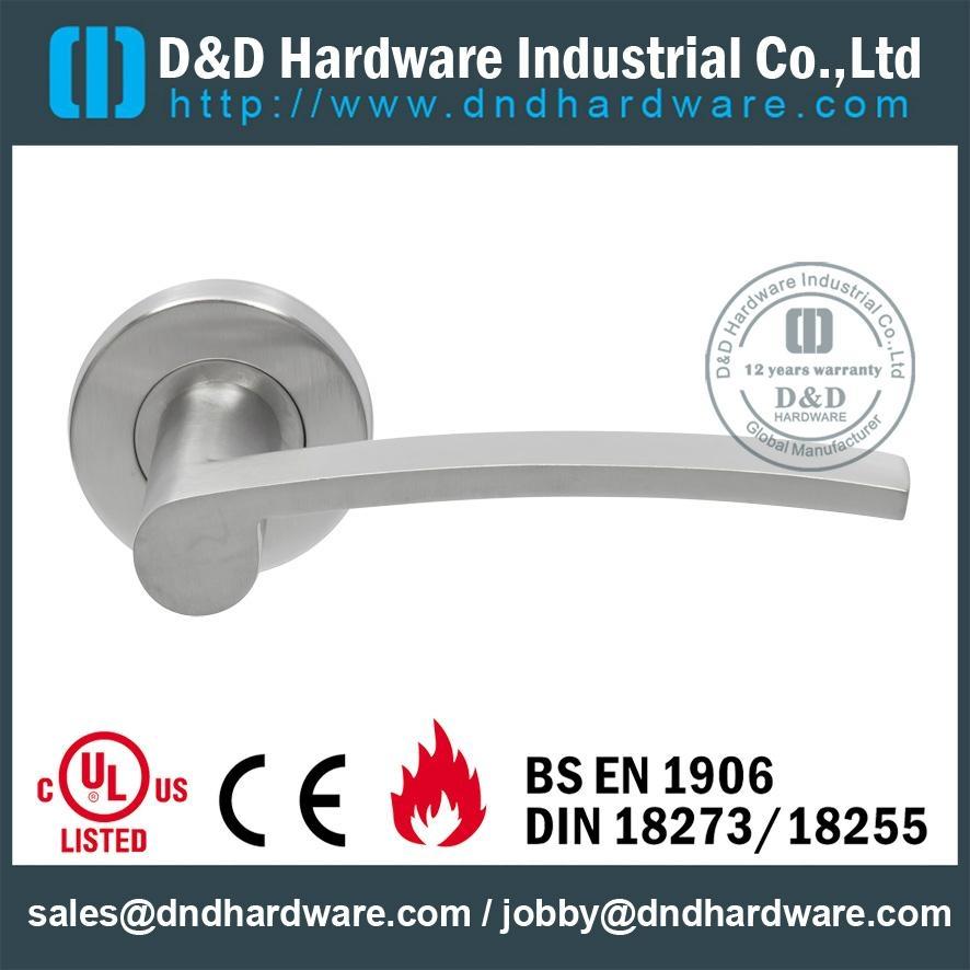 BS EN 1906 Grade 3 & Grade 4 lever solid handle