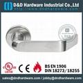 s/steel lever solid handle