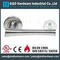 BS EN 1906 Grade 3 & Grade 4 solid door handle