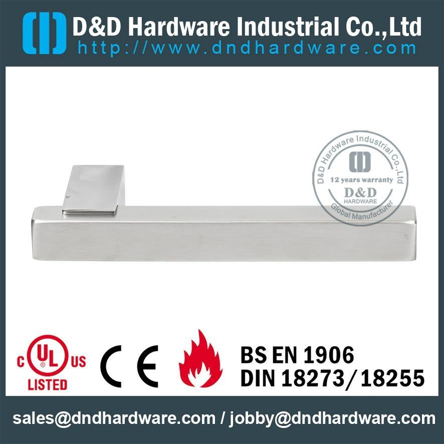 s/steel door handle