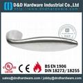 BS EN 1906 Grade 3& Grade 4 solid door handle