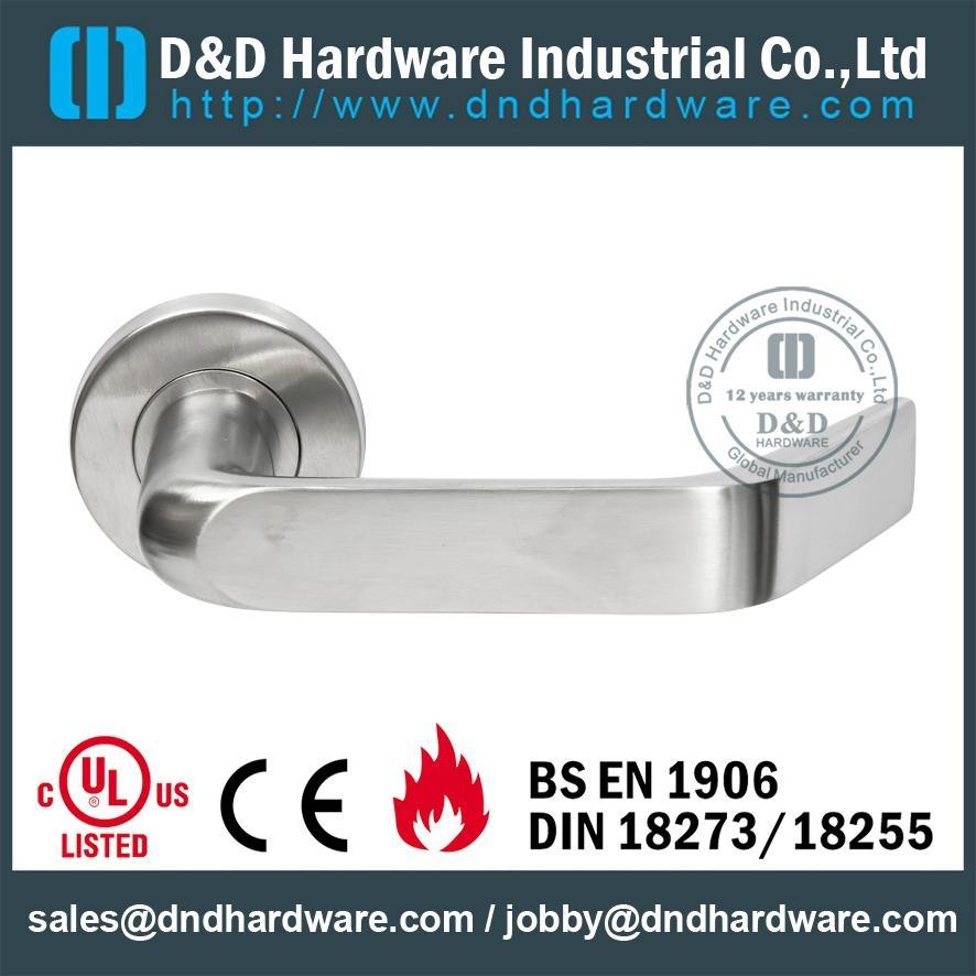 solid door handle