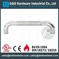 BS EN 1906 Grade 3 & Grade 4 s/steel pull handle