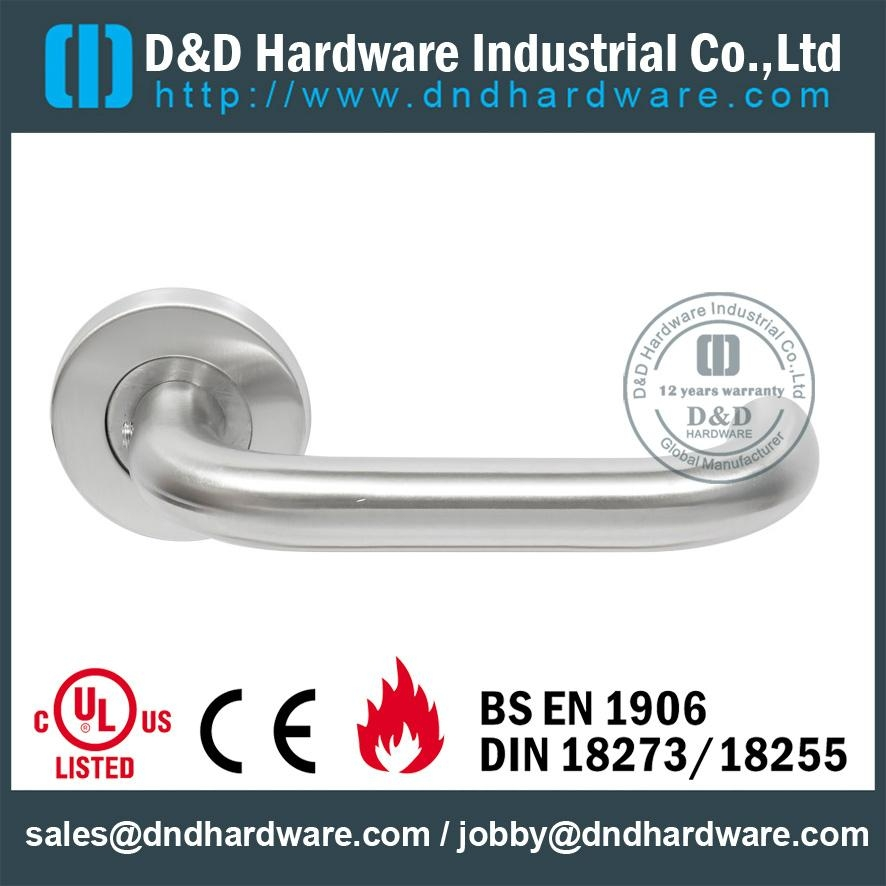 BS EN 1906 Grade 3& Grade 4 lever tube handle