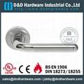 s/steel lever tube handle
