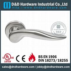s/steel lever solid hande