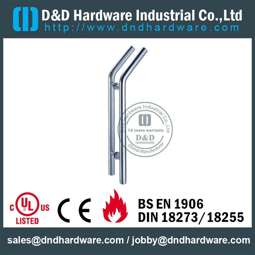 s/s double pull handle