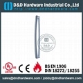 s/steel glass door pull handle