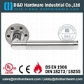 BS EN 1906 stainless steel door handle