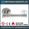 stainless steel lever solid handle