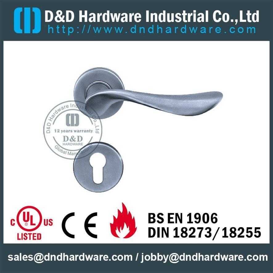 DDSH012不鏽鋼門把BS EN 1906 Grade 3&Grade 4