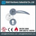 ANSI standard lever solid handle