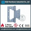 2 ball bearing s/steel door hinge