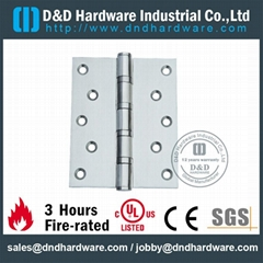 stainless steel 2 ball bearing hinge UL Certificate