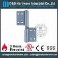 SUS/Steel/Solid brass flag hinge