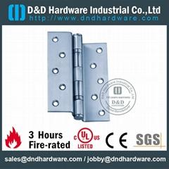 UL certificate s/steel crank hinge