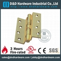 SGS Certificate solid brass residential hinge