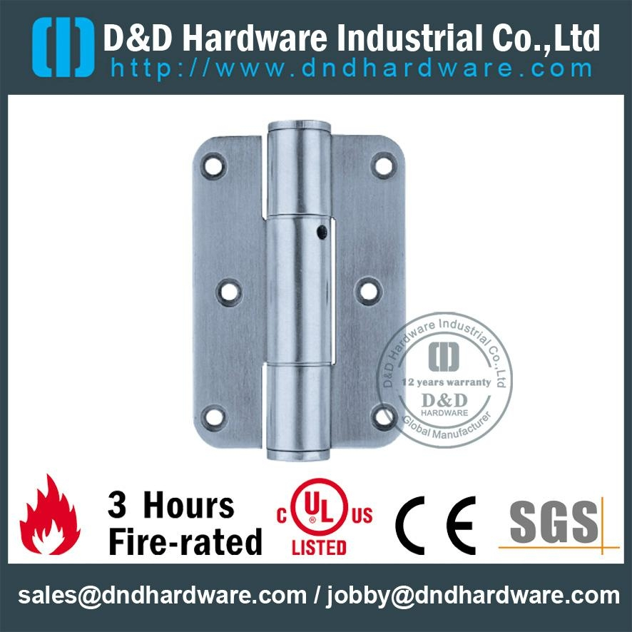 UL CE certificate single action spring hinge