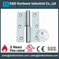 UL CE Certificate s/s removable lift-off hinge