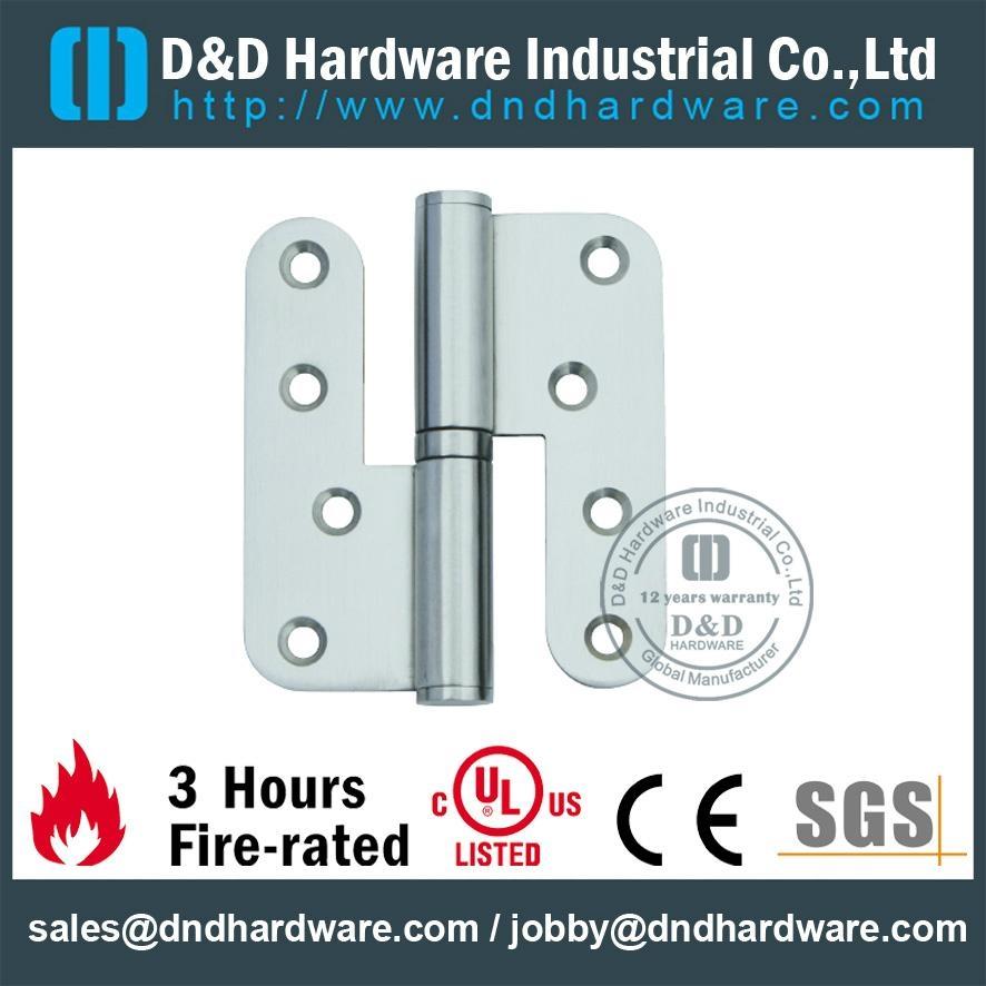 s/steel round corner lift-off hinge