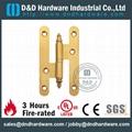 ANSI标准古铜色H型门铰链