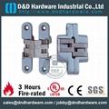 concealed s/steel hinge