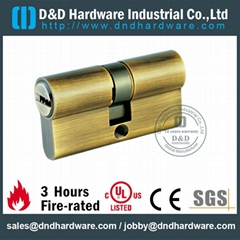 Mortise lock & Lock cylinder