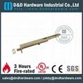 brass flush bolt