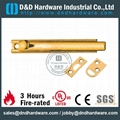 F type brass door bolt