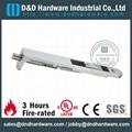 UL CE Certificate flush bolt