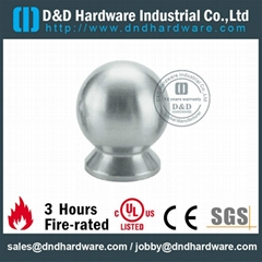stainless steel door handle & door knob UL Certificate