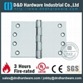 fire rate certificate hinge UL/cUL Listed No.R38013