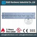fire rate certificate hinge UL/cUL