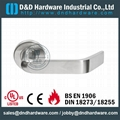 tube  ASSA ABLOY  stainless steel door handle UL Listed Certification