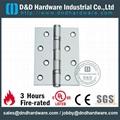 UL认证不锈钢2轴承直角门铰链