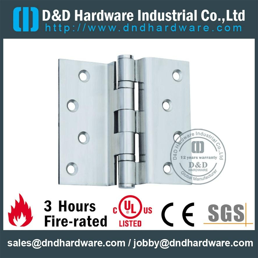 UL CE listed stainless steel crank hinge