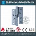 Stainless steel rising door hinge UL