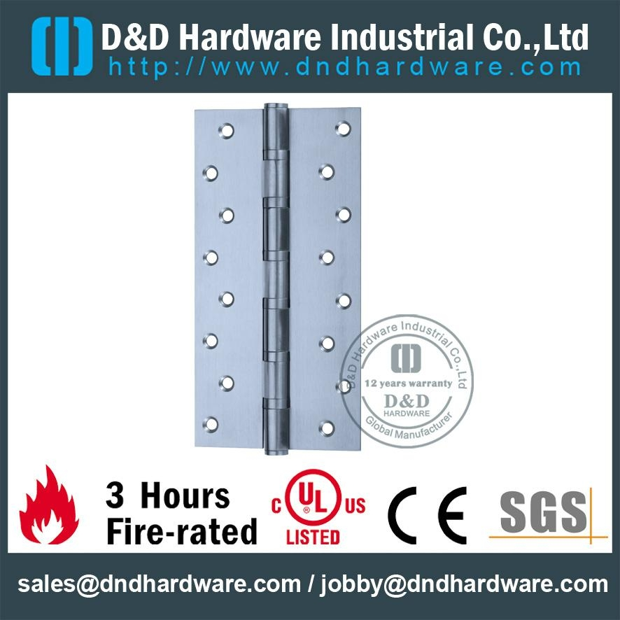 stainless steel 8 inch  heavy duty hinge