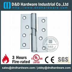 UL CE listed self falling hinge