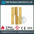 fire rated solid brass lift-off  hinge