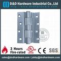 Stainless steel crank hinge CE UL file