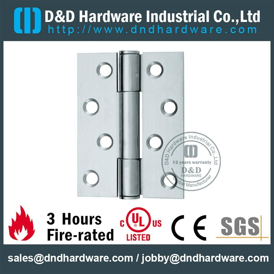 stainless steel hinge UL CE approved