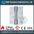 Stainless steel door hinge CE UL listed