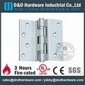 s/steel crank hinge