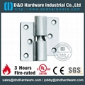 UL CE listed s/steel self rising hinge