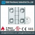 crank door hinge CE UL certification