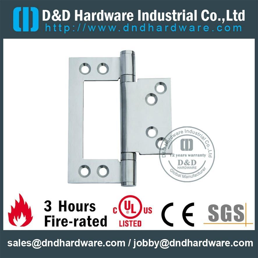 BMJ026 stainless steel flush hinge